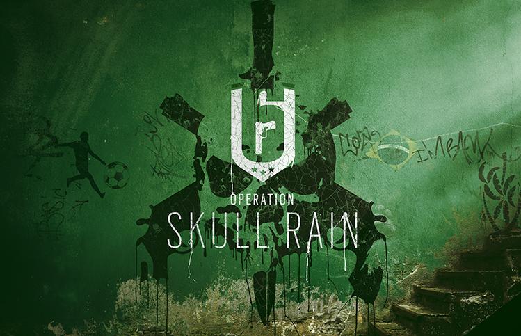 Tom Clancy's Rainbow Six Siege: Operation Skull Rain