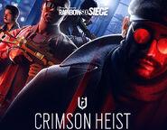 Crimson Heist Background 1