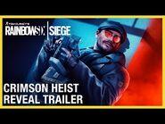 Rainbow Six Siege- Operation Crimson Heist Reveal Trailer - Ubisoft -NA-