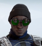 Wamai Multispectral Glasses Headgear