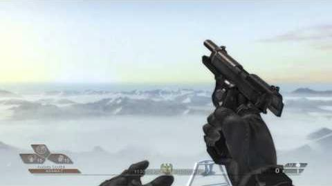 Tom Clancy's Rainbow Six Vegas 2 92FS