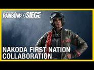 Rainbow Six Siege- Thunderbird Collaboration with Nakoda First Nation Consultants - Ubisoft -NA-