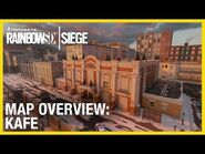 Rainbow Six Siege- Kafe Map Overview - Ubisoft -NA-
