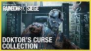Rainbow Six Siege Doktor's Curse Collection – New on the Six Ubisoft NA