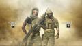Dust line Operator poster