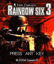Tom Clancy's Rainbow Six 3 (Mobile)