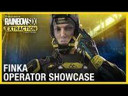 Rainbow Six Extraction- Finka - Operator Showcase - Ubisoft -NA-