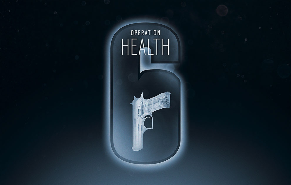 Tom Clancy's Rainbow Six Siege: Operation Health