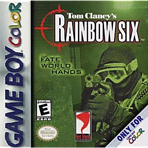 Tom Clancy's Rainbow Six (Game Boy Color)