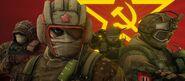 104.Kapkan, Glaz, Tachanka and Fuze in the Comrade Bundle