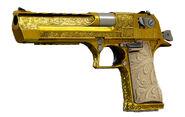 Extravagance Golden Gun