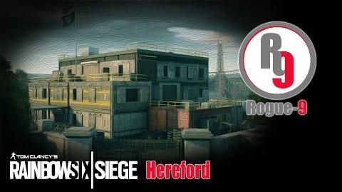 Rainbow Six - Siege- Hereford Map Guide