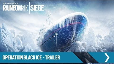 "Tom Clancy's Rainbow Six Осада - Операция ""Тонкий лёд"" RU"