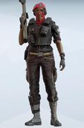 Alibi Golden Tracksuit Uniform