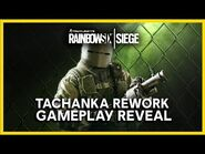 Rainbow Six Siege- Tachanka Rework Gameplay Reveal - Ubisoft -NA-