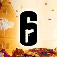 Sugar Fright R6 Theme