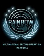 Rainbow Logo Shadow Vanguard