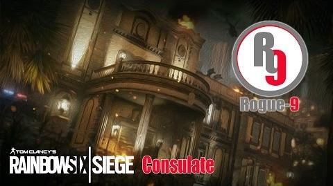 Rainbow Six - Siege- Consulate Map Guide