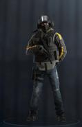 Bandit MP7