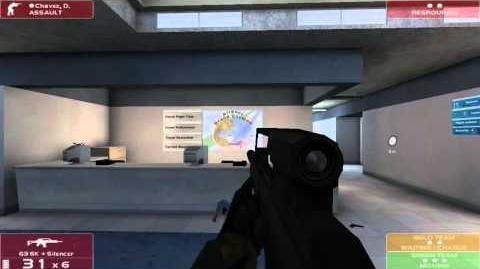 Tom Clancy's Rainbow Six Raven Shield Mission 05 - Operation - Falcon Hour