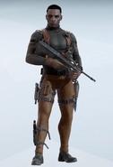 Wamai Super Agent Uniform