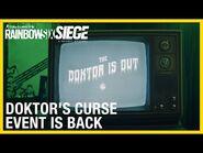 Rainbow Six Siege- Doktor's Curse 2021 Teaser - Ubisoft -NA-