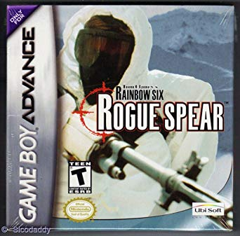 Tom Clancy's Rainbow Six: Rogue Spear (GBA)