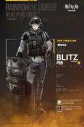 Blitz Arknight 2