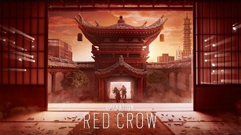 Tom Clancy's Rainbow Six Осада - Тизер карты Red Crow