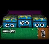 16 Sugar Fright Alpha Packs