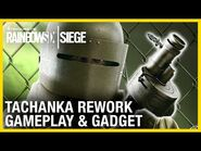 Rainbow Six Siege- Tachanka Rework Gameplay Gadget and Starter Tips - Ubisoft -NA-