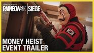 Rainbow Six Siege Money Heist Event Trailer Ubisoft NA
