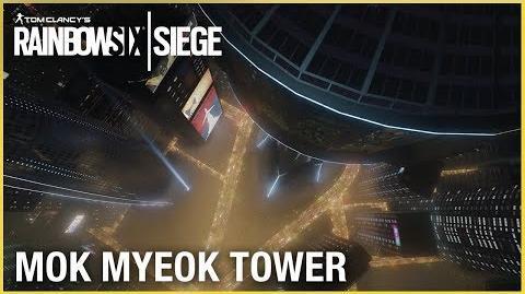 Rainbow Six Siege Operation White Noise - Mok Myeok Tower Trailer Ubisoft US
