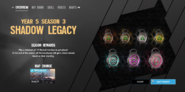 Shadow Legacy Charms