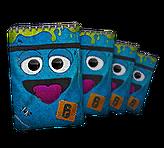4 Sugar Fright Alpha Packs