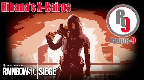 Hibana's X-Kairos Guide - Rainbow Six - Siege