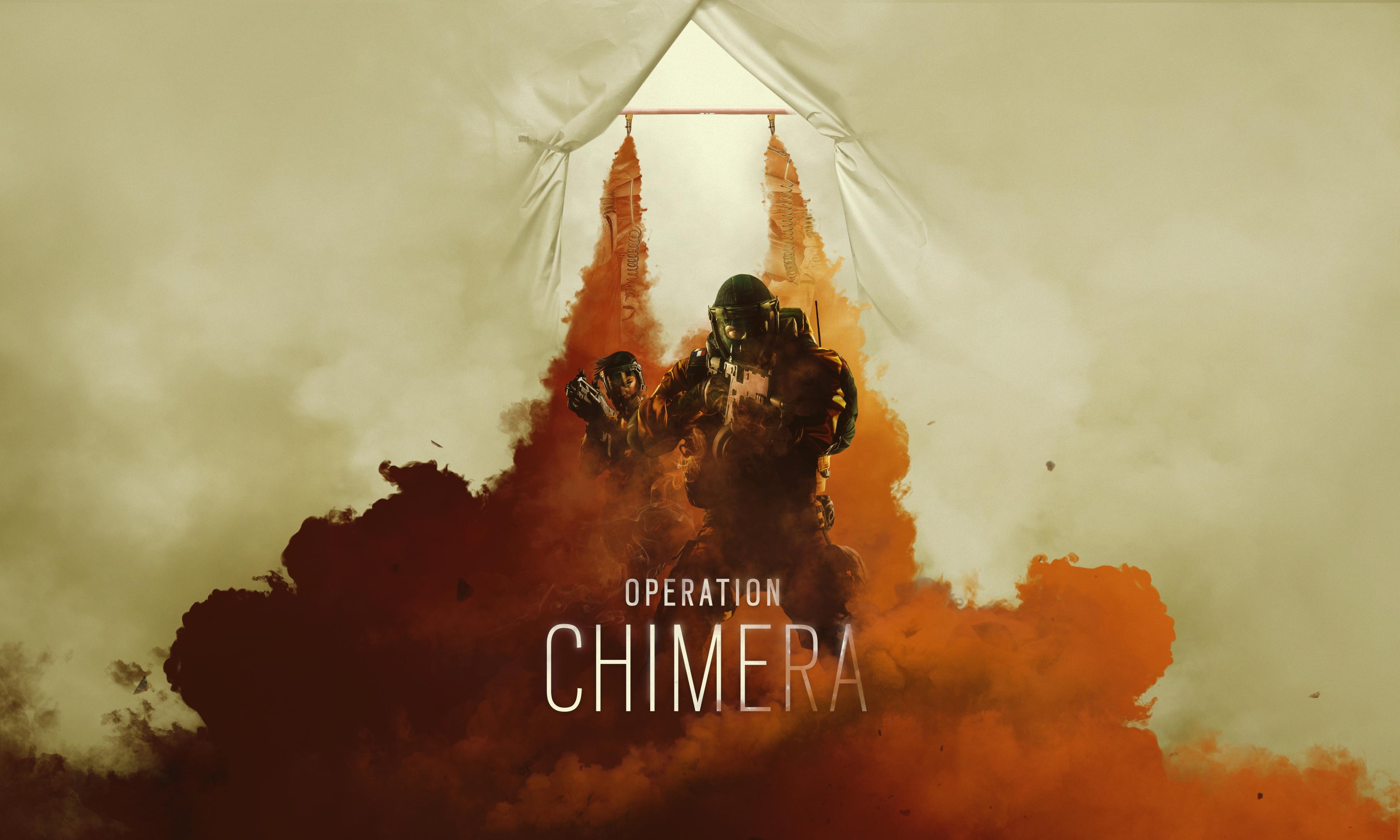 Tom Clancy's Rainbow Six Siege: Operation Chimera