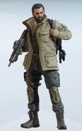 Zero Sophisticated Suit Uniform