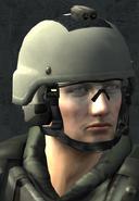 Roger McCallen Headgear