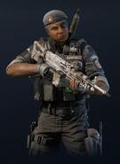 R6 Capitao M249