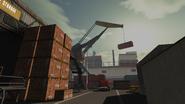Constanta docks