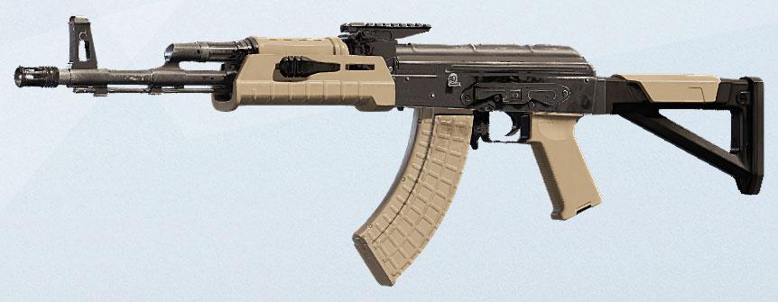 AK-74/Siege