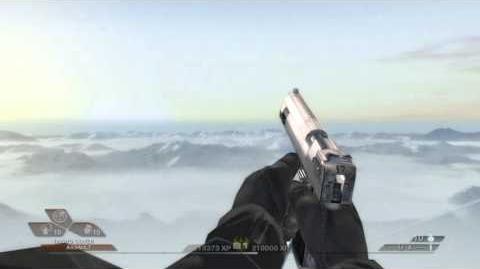 Tom Clancy's Rainbow Six- Vegas 2 - Desert Eagle