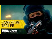 Tom Clancy's Rainbow Six Siege Official – Gamescom 2015 Trailer -NA-