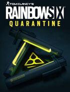 Rainbow Six Quarantine Cover