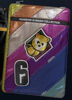 Rainbow is Magic Alpha Pack