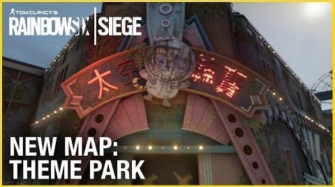 Rainbow Six Siege Operation Blood Orchid - Theme Park Trailer Ubisoft US