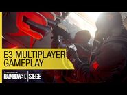 Tom Clancy's Rainbow Six Siege Official – E3 2015 Multiplayer Gameplay Trailer -NA-