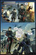 Siege Six Invitational Comic 1.1