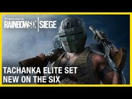 Rainbow Six Siege- Tachanka Elite Set - New on the Six - Ubisoft -NA-